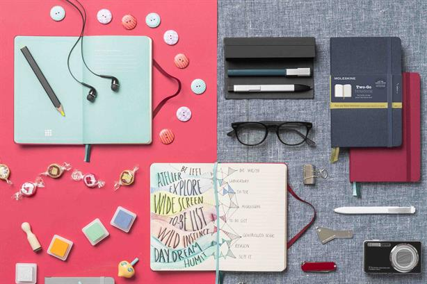 Moleskine appoints Citizen Relations to global PR brief