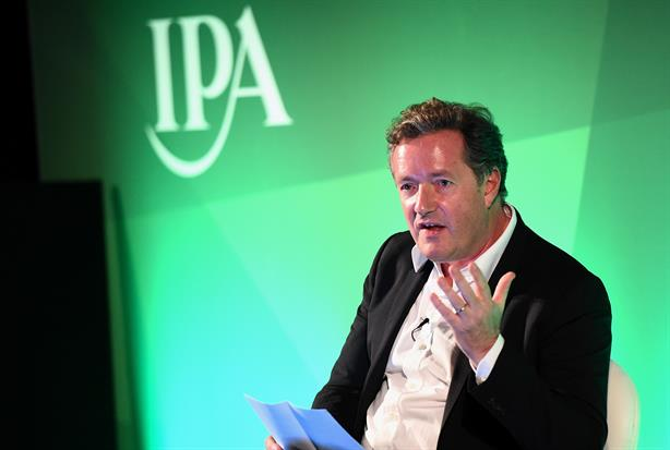 "Piers Morgan: Claims Leveson has ""left us with a muted industry"""