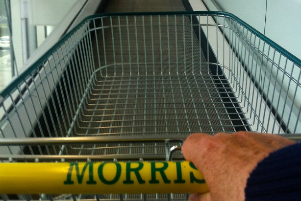 Morrisons: Cirkle handling new work with the retailer (Credit: George Redgrave via Flickr)