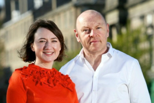 Alliance: Jennie Patterson and Murray Chalmers