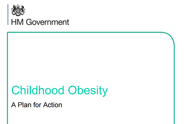 The government's programme to cut childhood obesity has not been universally welcomed