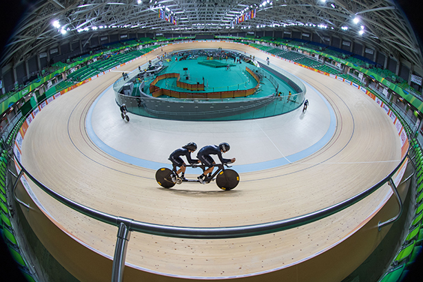 Among Paralympics sports is tandem cycling, where visually impaired athletes team up with a sighted teammate (Credit: Jens Buettner/dpa)