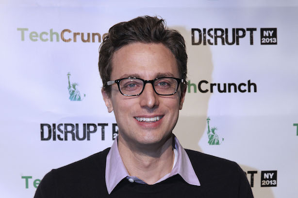 BuzzFeed founder and CEO Jonah Peretti. (Image via Wikimedia Commons, By Max Morse - https://www.flickr.com/photos/techcrunch/8693445130, CC BY 2.0, https://commons.wikimedia.org/w/index.php?curid=39093197)