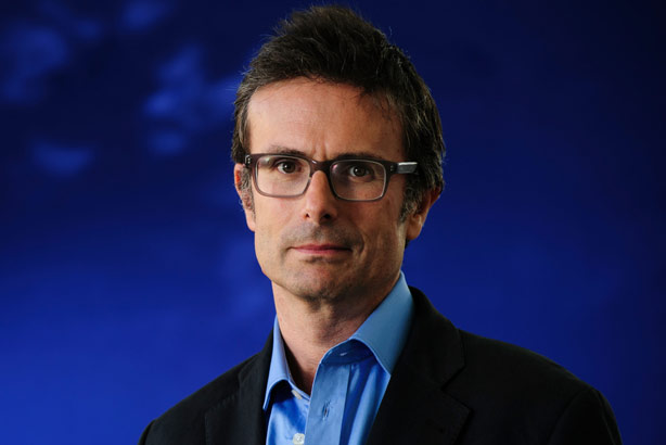 Robert Peston: Fears the influence of PR (GL Portrait / Alamy)