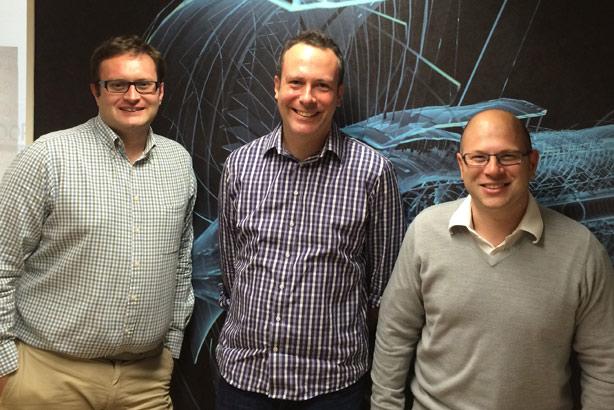 Proof Communication: Jim Sutton, Joe Meaney, Richard Moss