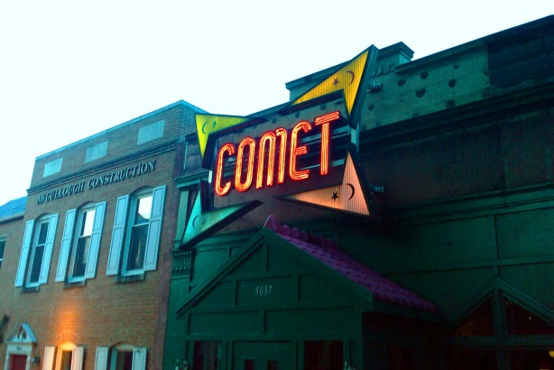 Comet Ping Pong pizzeria in D.C., which was attacked this week by a gunman motivated by fake news
