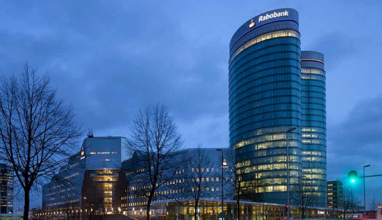 Rabobank: Operates in 40 countries worldwide
