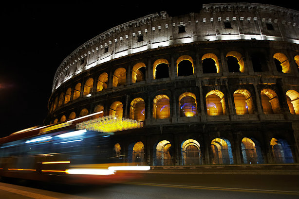 Rome 2024: Competing against Los Angeles, Budapest and Paris (Credit: Alberto P. Veiga via Flickr)