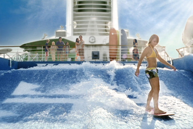 Royal Caribbean Cruises: Targeting a younger market