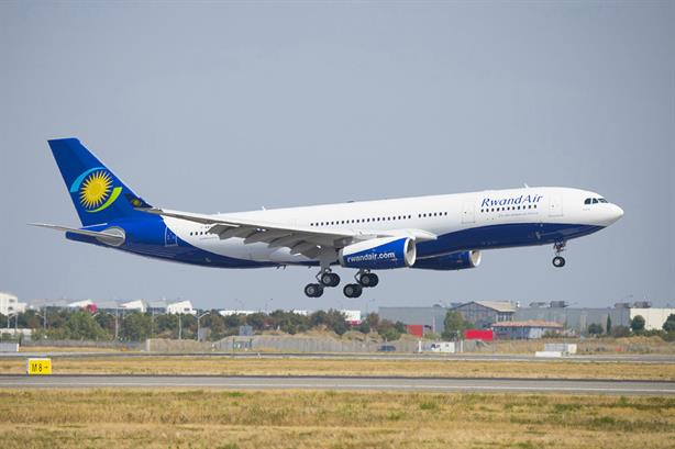 Rwandair to fly direct to Kigali, Rwanda from Gatwick from 26 May