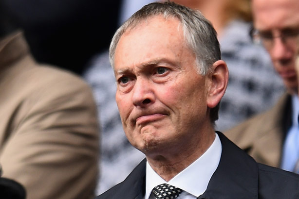 Richard Scudamore: backed by the Premier League