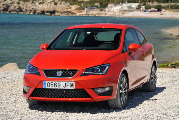 Launch: The new Seat Ibiza 2015