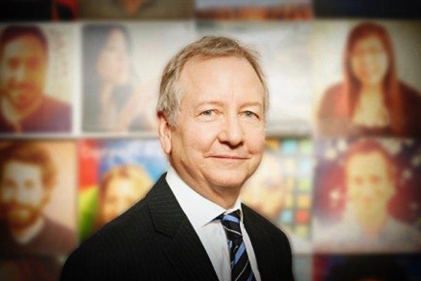 John Seifert, the new global CEO of Ogilvy & Mather