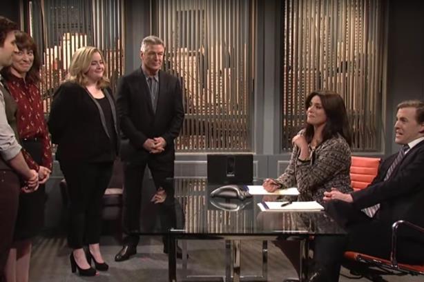(Image via screenshot from Saturday Night Live's YouTube account).