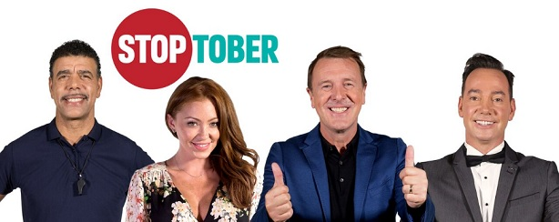 Public Health England runs campaigns including Stoptober