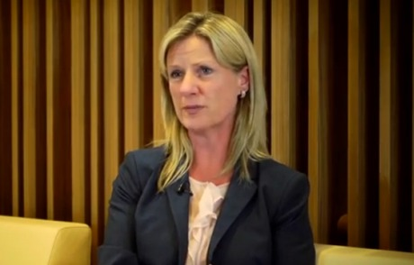 Rebecca Shelley: Will continue to head the corporate comms function