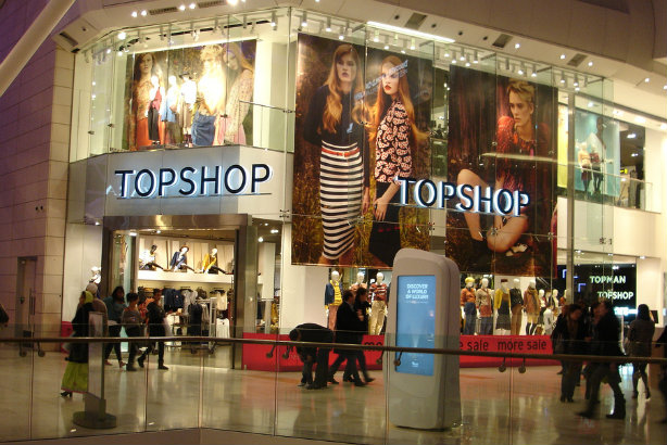 Topshop: Stature PR to handle PR for Orelia jewellery brand (Credit: gigijin on Flickr)