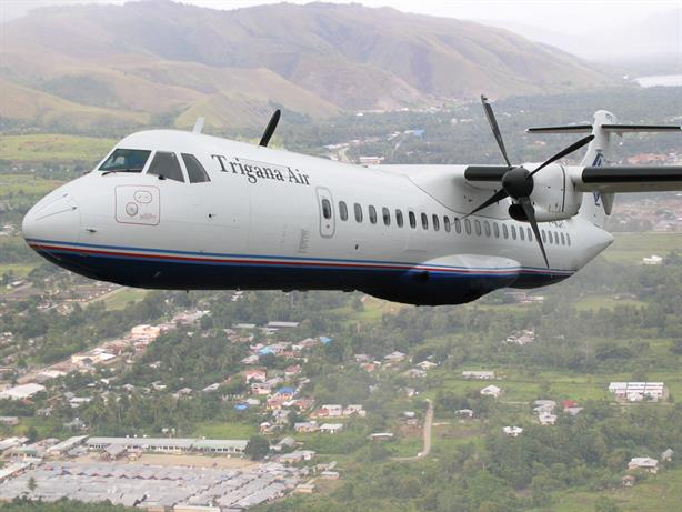 Indonesia's Trigana Air has a poor safety record