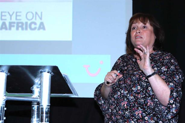 TUI comms chief Fiona Jennings says the customer must come first in a crisis
