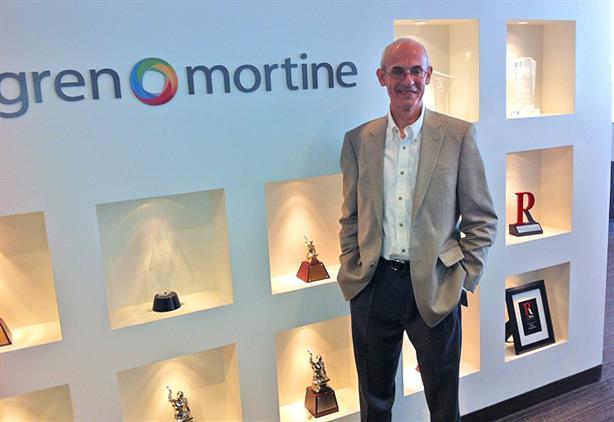Neil Mortine, CEO, Fahlgren Mortine