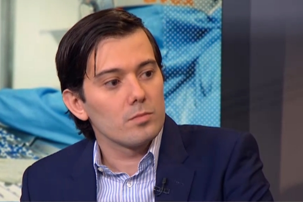 Tough week: Martin Shkreli, founder & CEO of Turing Pharmaceuticals; Image via Bloomberg