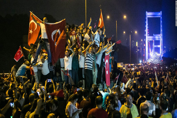 Turkish parliament formally approves state of emergency