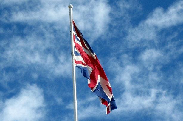Flying the flag (Credit: Bill Burris via Flickr)