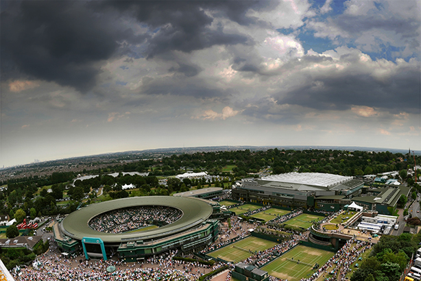 Dark clouds: Report alleges three matches at Wimbledon may have been fixed