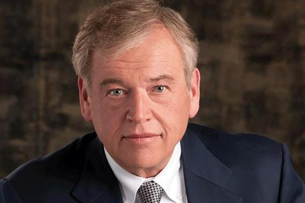 Omnicom Group CEO John Wren.