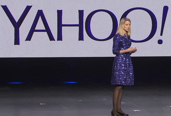 Marissa Mayer has been Yahoo CEO for three years