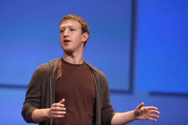 Mark Zuckerberg's says he will push ahead with his free internet plans (Brian Solis/Flickr)