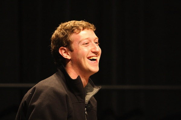 Mark Zuckerberg drew the ire of Donald Trump's spokesperson for his seemingly pointed comments (Brian Solis/Flickr)