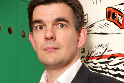 Matt Brittin: managing director of Google UK and Ireland (picture: Colin Stout)