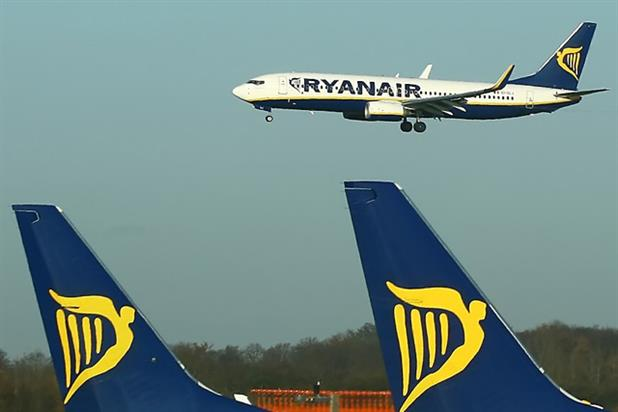 Ryanair: named by Which? in its challenge to card charge levels