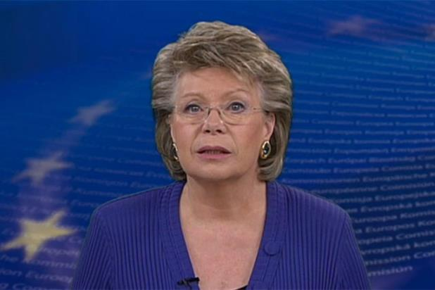 Viviane Reding: European Commission justice commissioner