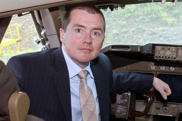 Willie Walsh: chief executive of BA and IAG