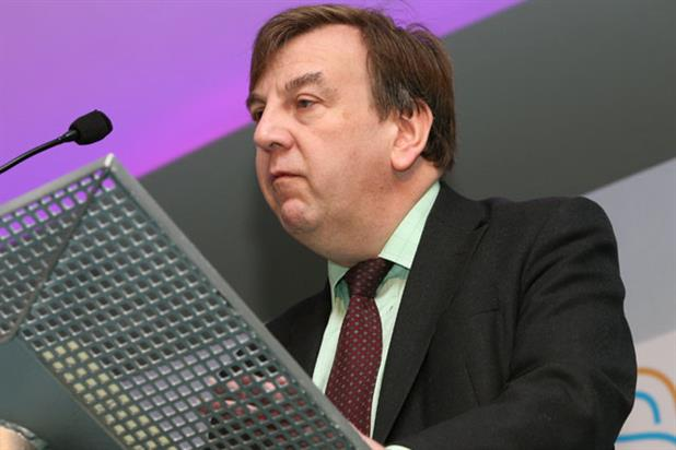 John Whittingdale: the Culture, Media and Sport select committee chair