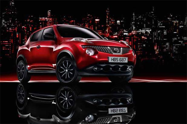 Juke Kuro: Nissan readies UK launch