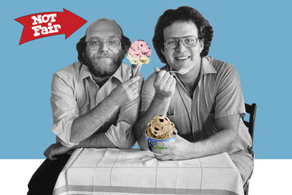 Ben & Jerry's: owner Unilever remains cautious
