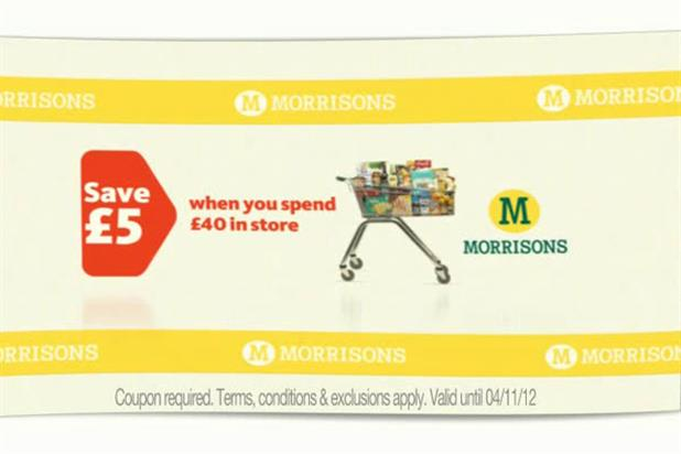 Morrisons: dropped celebrities
