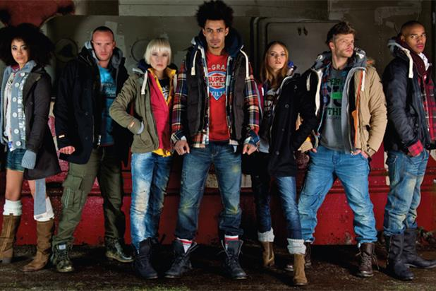 Superdry: a