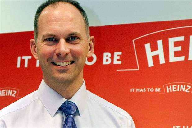 Matt Hill: Heinz UK & Ireland president