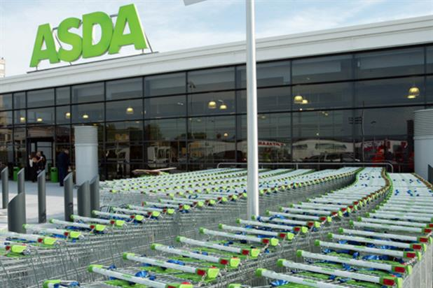 Asda: re-runs voucher scheme
