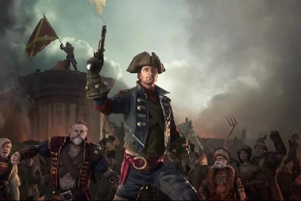 Microsoft: TV ad by AgencyTwoFifteen for the Xbox 360 game, Fable III