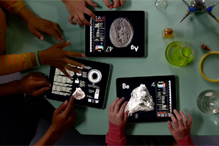 Tapping into tablets