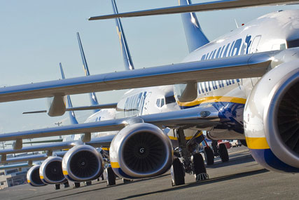 Ryanair: reports 29% jump in Q1 revenues