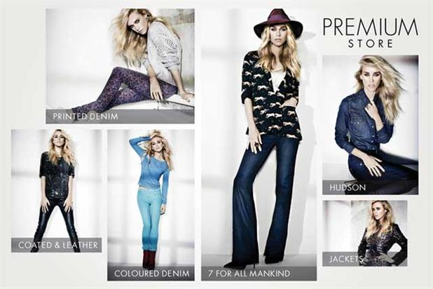 Amazon: unveils Preium Store fashion offering on its UK website