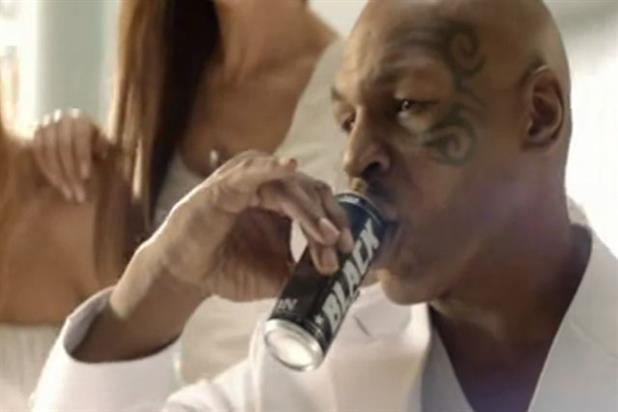Black Energy: Mike Tyson stars in Polish TV campaign