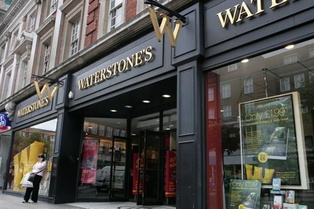 Waterstone's: highest share of voice