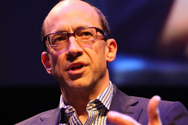 Dick Costolo: chief executive, Twitter